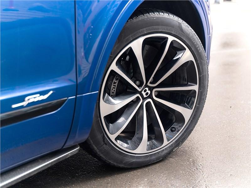 Bentley Bentayga Speed 2020 колесо