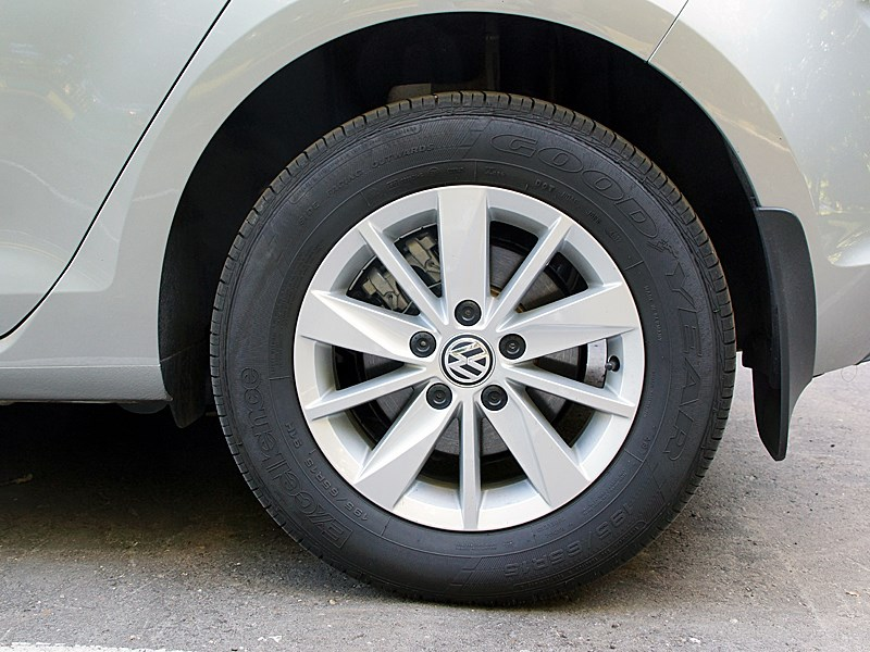 Volkswagen Golf VII 2013 колесо