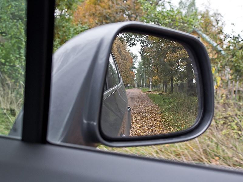 Chevrolet Orlando 2013 боковое зеркало