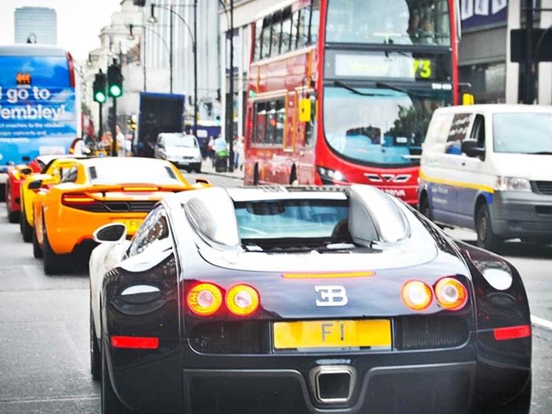 Номер F1 продают в Великобритании за 14,4 миллиона фунтов Фото Авто Коломна