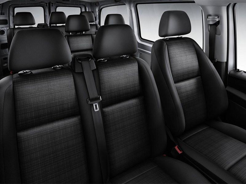Mercedes-Benz Vito 2015 кресла для пассажиров