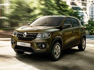 В Индии состоялась премьера дешевого псевдокроссовера Renault KWID