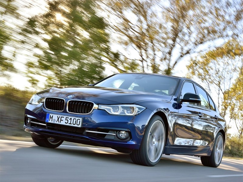 Новый BMW 3 series - BMW 3 series 2016 Вечно молодая