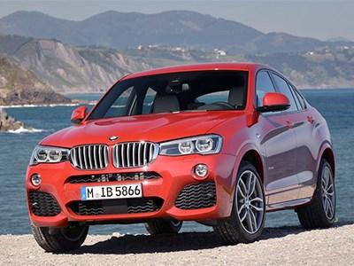 На мощностях «Автотора» стартовало производство кроссоверов BMW X4