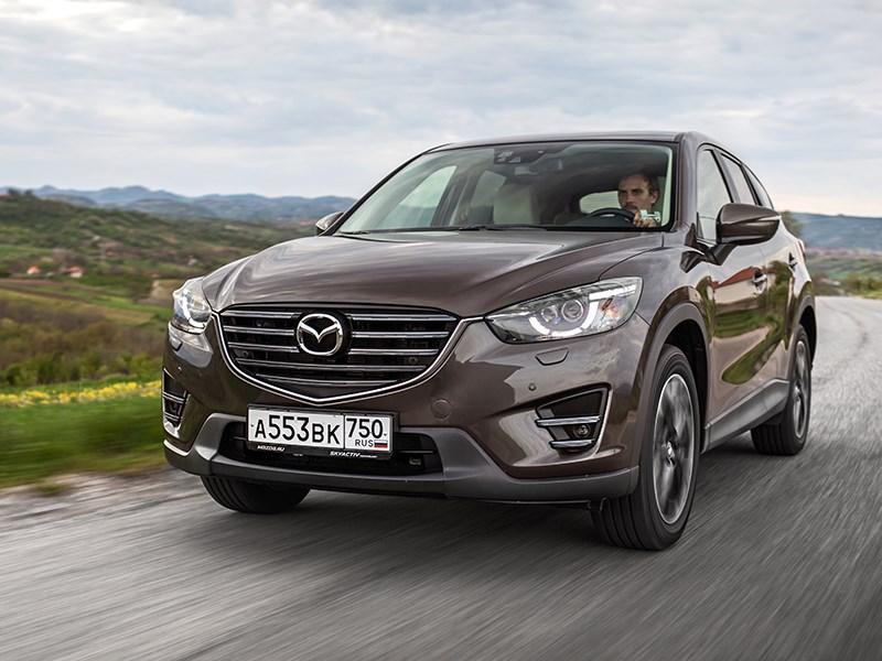 Mazda CX-5 2015 Подарок к юбилею