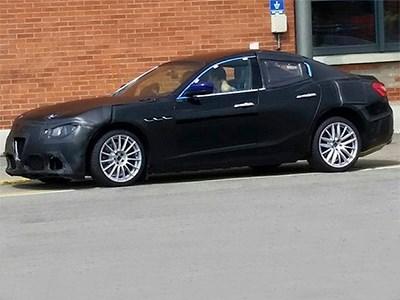 Alfa Romeo Giulia готовится к премьере