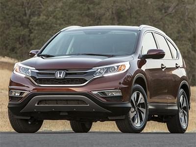 На российский рынок выходит обновленный внедорожник Honda CR-V