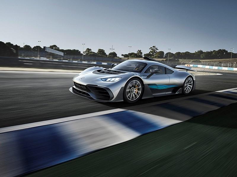 Mercedes-AMG представил свою самую дорогую модель