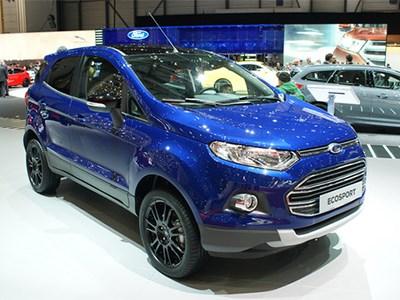 Обновленный Ford EcoSport уже доступен для заказа в Великобритании