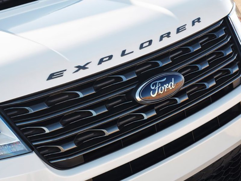 Ford Explorer получит спортивную версию