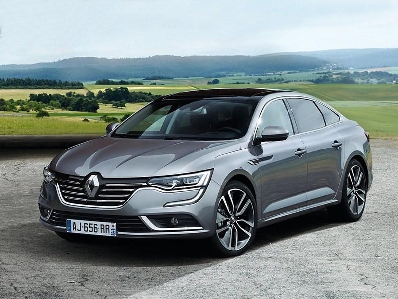 Renault Talisman 2016 Главный калибр