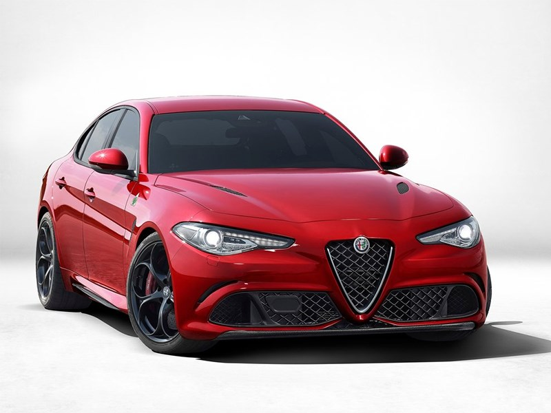 Alfa Romeo Giulia 2016 Глава семейства