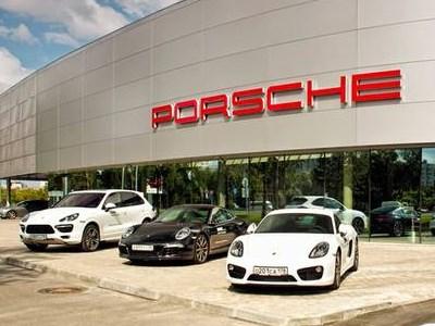 Спрос на роскошные спорткары в России растет на фоне общего падения рынка