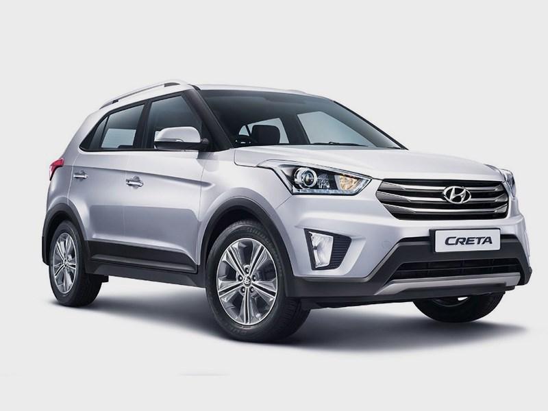 Hyundai Creta 2016 Новый игрок
