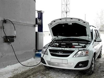 «Газпром» будет предоставлять скидки на топливо покупателям газомоторного Lada Largus