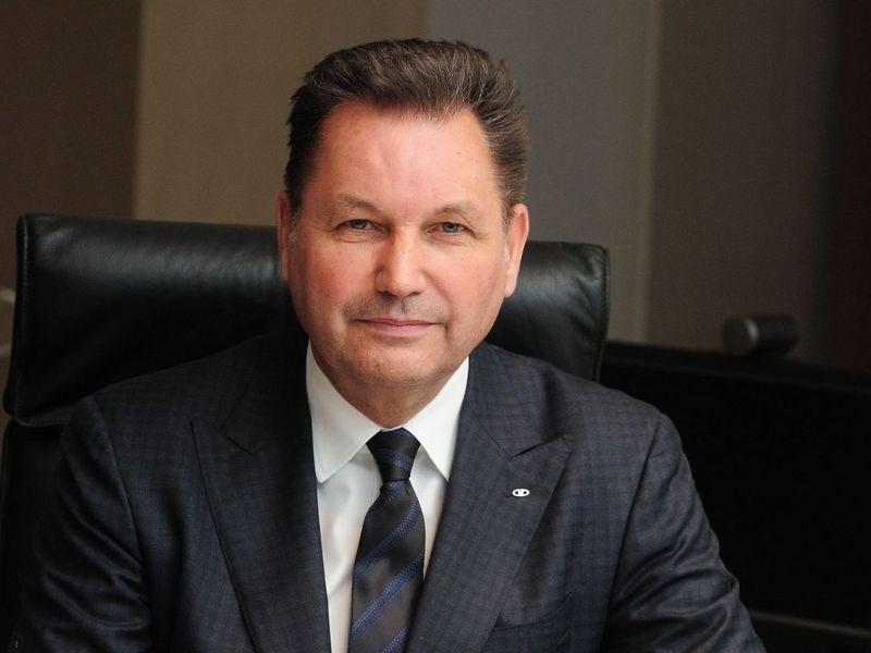Бу Андерссон возглавил национальный автопром Узбекистана