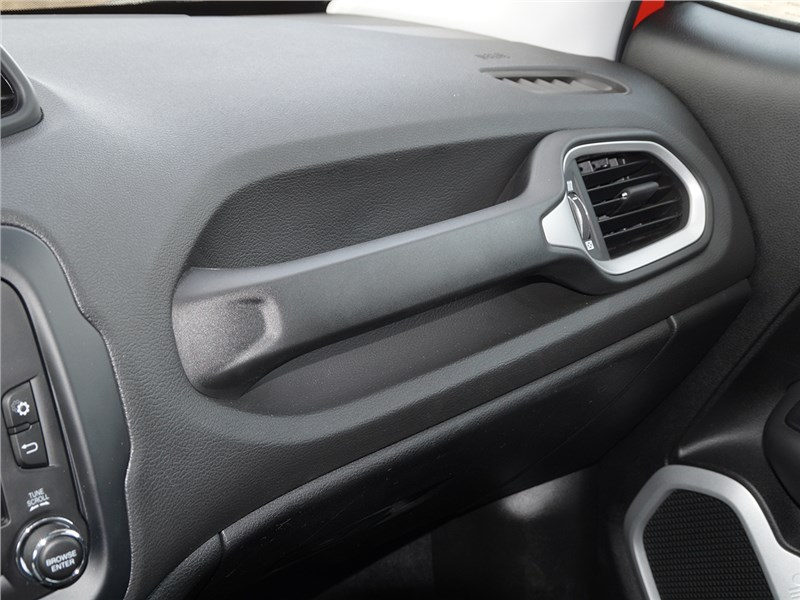 Jeep Renegade 2014 ручка для переднего пассажира