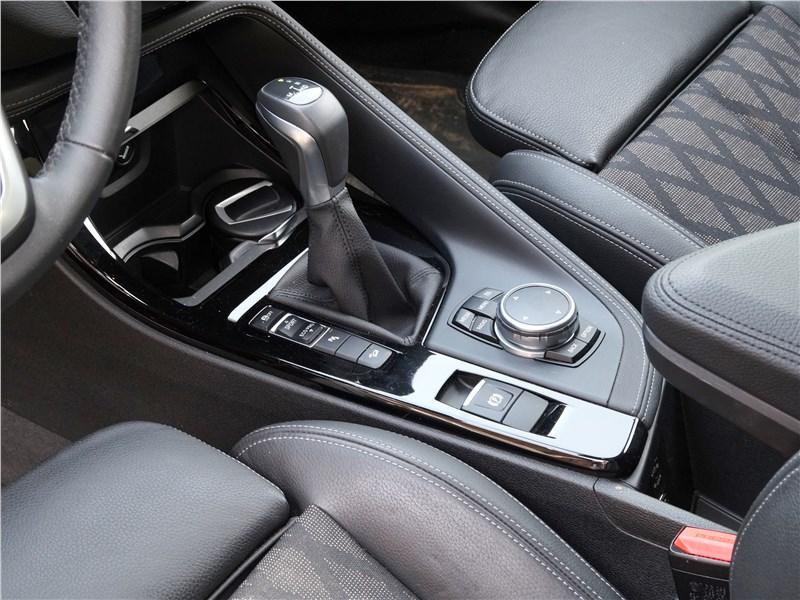 BMW X1 2016 АКПП