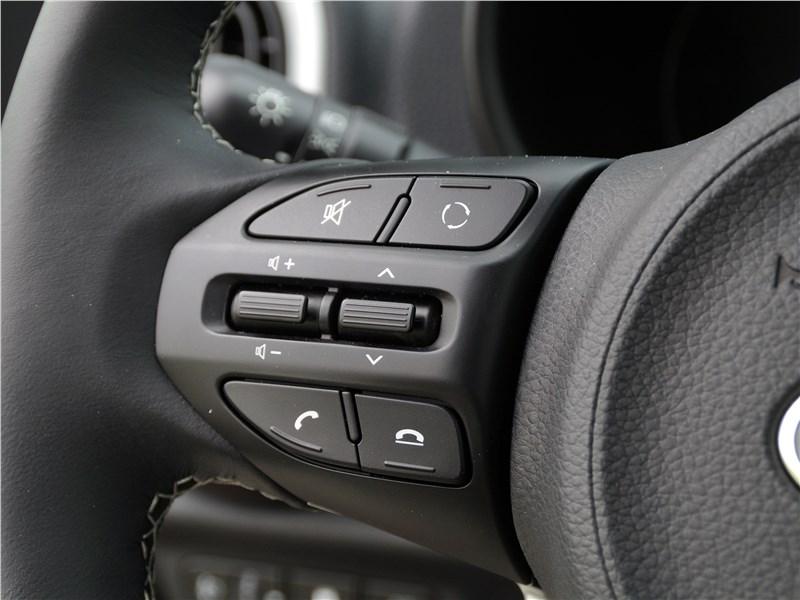 Kia Picanto 2017 руль