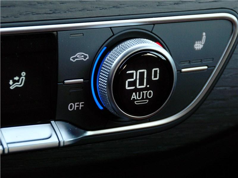 Audi A4 allroad quattro 2016 управление климатом