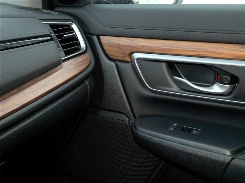 Honda CR-V 2017 отделка салона