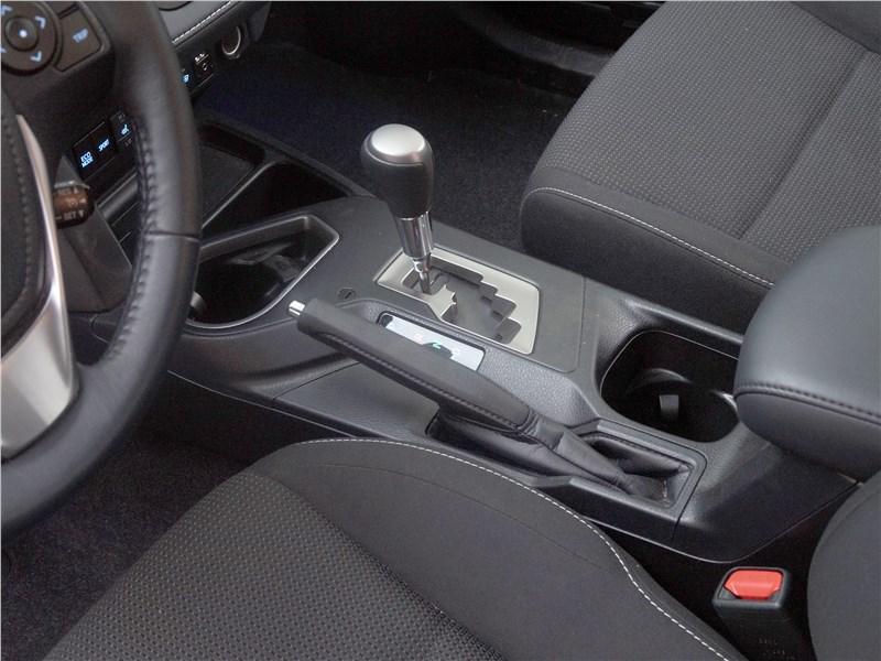Toyota RAV4 2016 вариатор