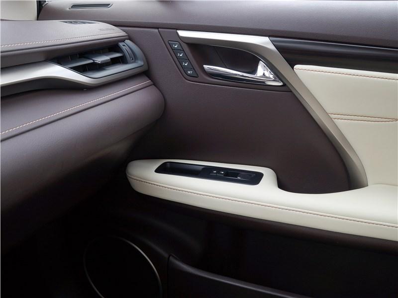 Lexus RX 350L 2018 отделка