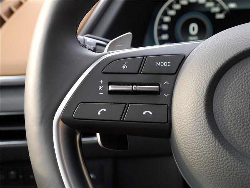 Hyundai Sonata 2020 руль