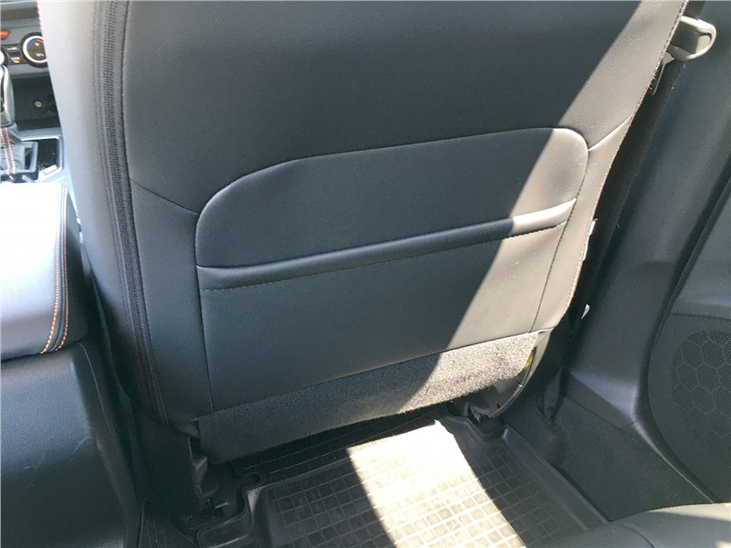 Subaru XV 2018 кресло