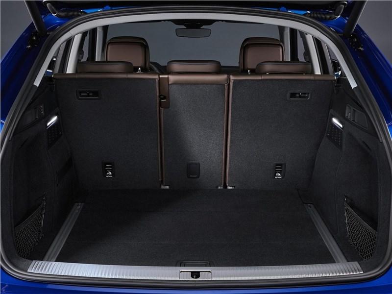 Audi Q5 Sportback (2021) багажное отделение