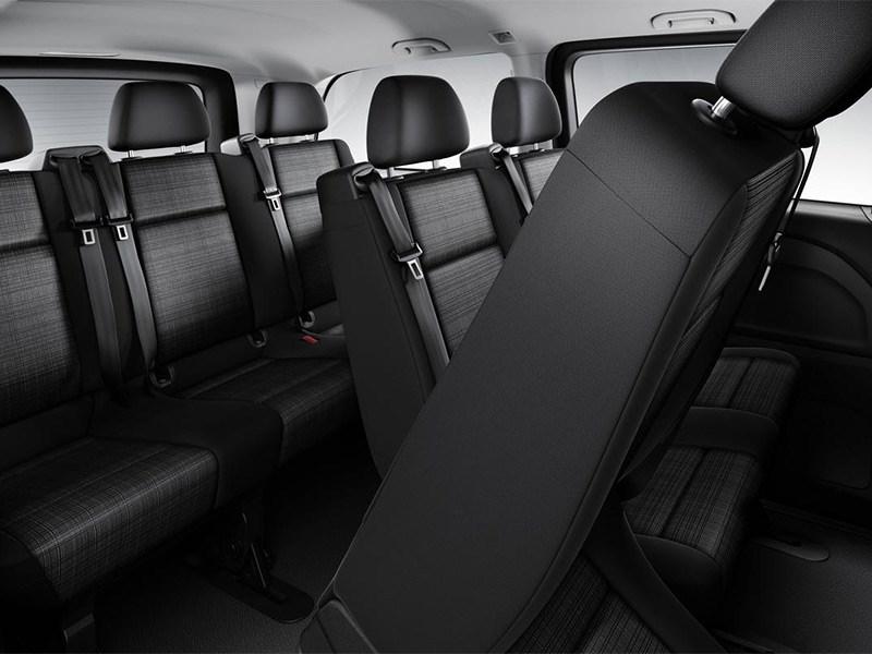 Mercedes-Benz Vito 2015 кресла для пассажиров фото 2