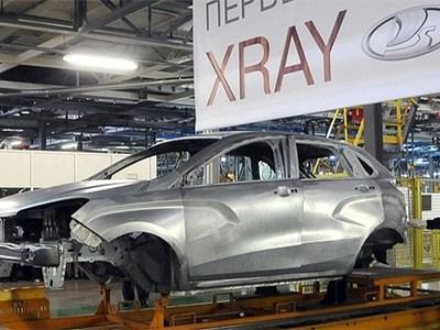 АвтоВАЗ соберет 500 предсерийных экземпляров Lada XRAY