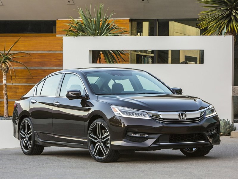 Новый Honda Accord - Honda Accord 2015 Янки?