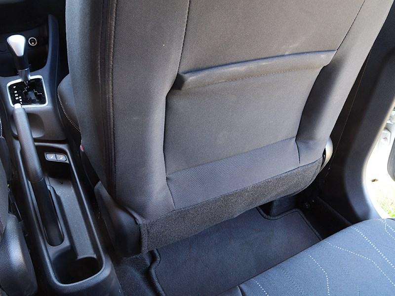 Kia Picanto 2015 передние кресла