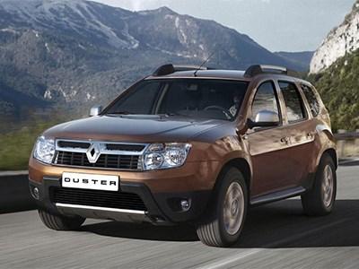 Renault Duster стал самым популярным кроссовером на российском рынке