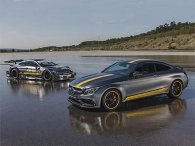 Во Франкфурте дебютировали два специальных спортивных купе от Mercedes-Benz