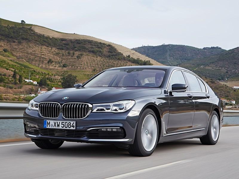 BMW 7-Series 2016 Прорыв