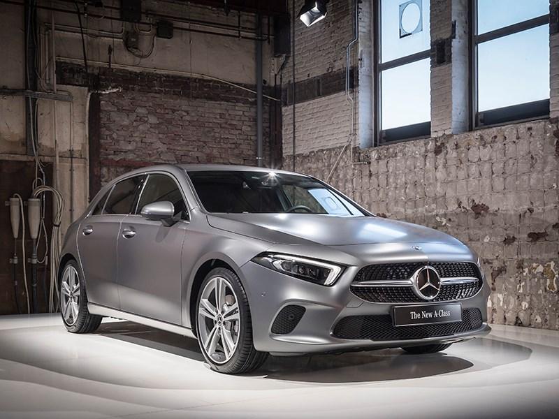 Новый Mercedes-Benz А-класса: автомобиль, который выслушает и поймет