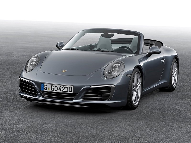 «Поршики» 911 Carrera