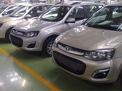 Опубликованы данные о продажах новых автомобилей за сентябрь