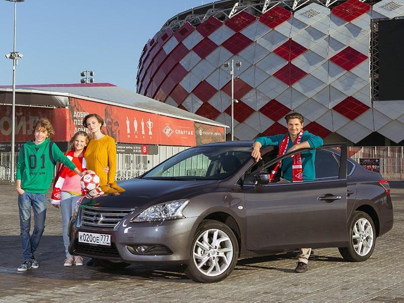 Nissan Sentra - nissan sentra 2013 два дня в центре событий