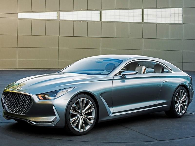 Новый Hyundai Vision G - Hyundai Vision G 2015 Видение премиума