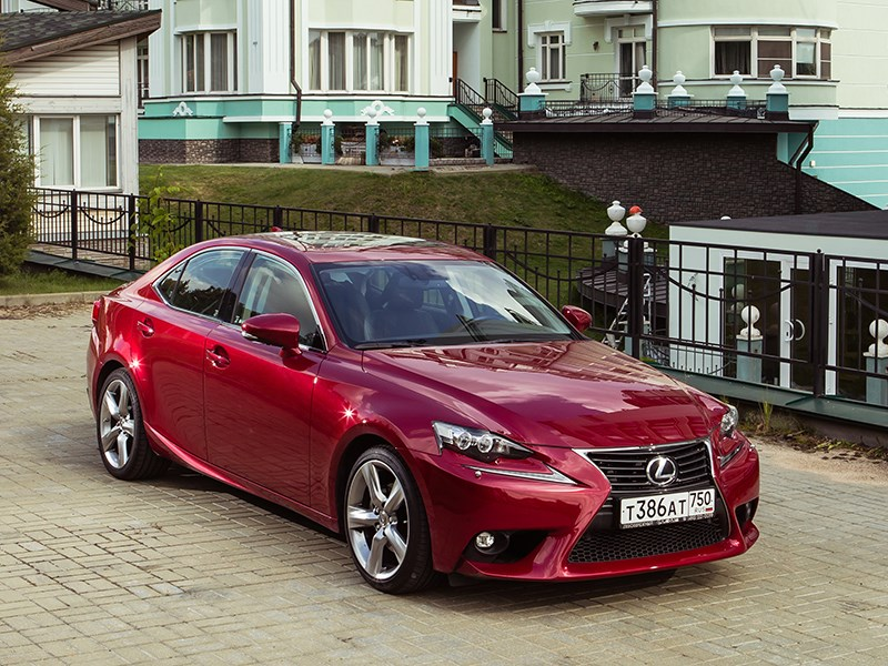 Lexus IS 2014 Релаксант
