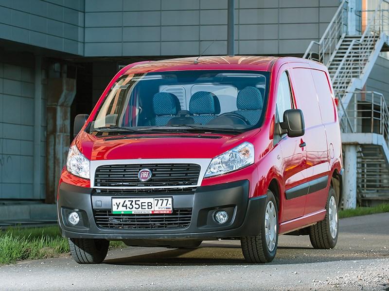 Fiat Scudo - fiat scudo cargo 2014 мастер на все руки