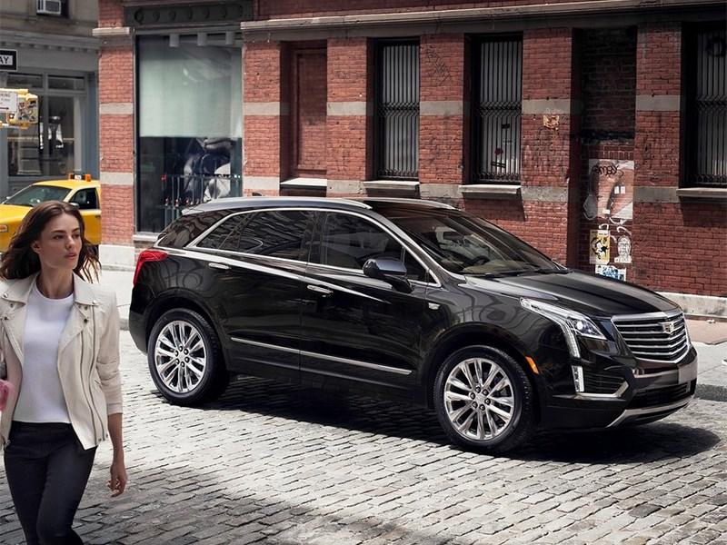 Cadillac XT5 2017 Грани прогресса