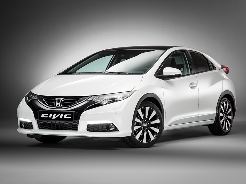 Новый Honda Civic - Штрихи к портрету