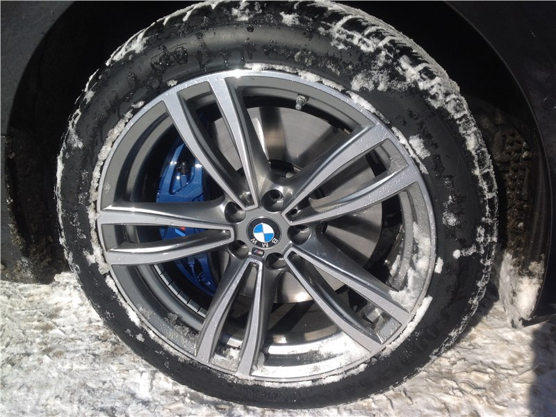BMW 6-Series Gran Turismo 2018 колесо