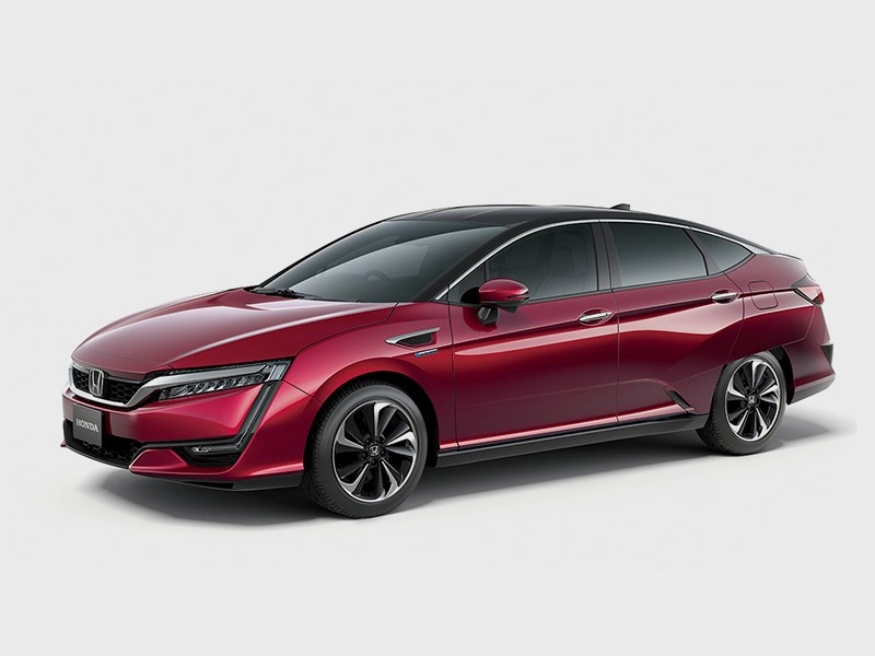 Новый Honda Clarity Fuel Cell - Honda Clarity Fuel Cell 2016 Альтернатива