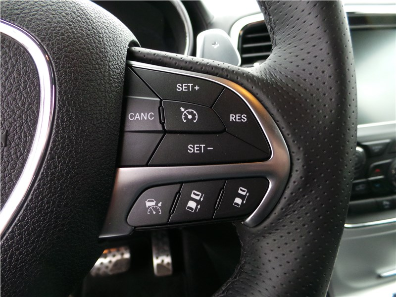 Jeep Grand Cherokee 2013 руль