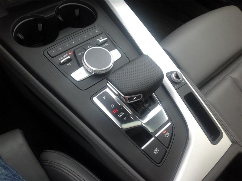 Audi A4 2016 АКПП